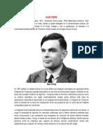 Biografia de Alan Turing