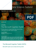 CNTKTheMicrosoftCognitionToolkit.pptx