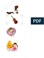 Memoria Instrumentos Musicales