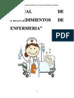 manual enfermeria