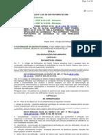Brasília - Lei 2105, de 08/10/98