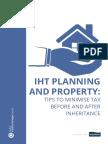 Inheritance Tax Liabilities