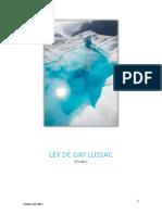 Practica de Gayy Lussac
