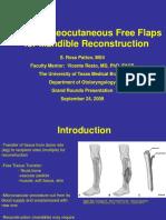 Free Flap Slides 090924