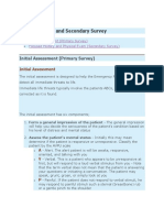 Primary Survey and Secondary Survey.docx