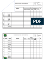 Monitoring Hasil Audit