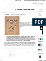 CHAPTER 4 — Visual Elements I_ Point, Line, Plane