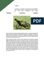 Cuentos de Ciclismo
