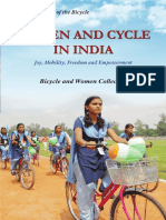Women and Cycle in India