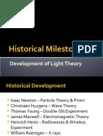 historicaldevelopmentoflighttheory-120508004611-phpapp02