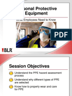 PPE What Employees Need to Know