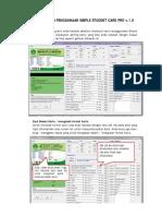 PANDUAN DASAR PENGGUNAAN SIMPLE STUDENT CARD PRO.pdf