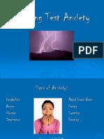 MPU 1223 - Surviving Test Anxiety