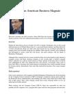 Bill Gates-An American Business Magnet
