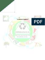 La Basura Organica
