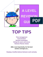 FINAL Revision Booklet PDF