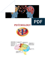 Psychology Transition Material