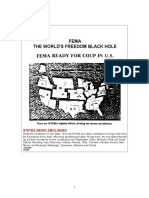Un Fema Death Camps in America