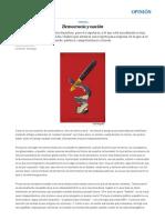 Cataluña_ Democracia y nación _ Opinión _ EL PAÍS