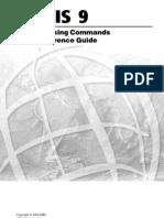 ESRI ArcGIS 9 Geoprocessing Quick Guide