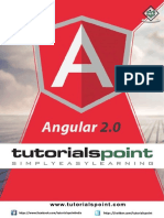 Angular2 Tutorial