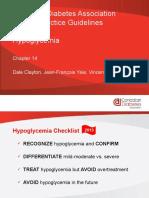 Ch14 Hypoglycemia