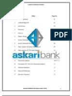 Askari Bank Ratios Analysis