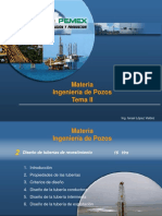 TEMA II DISEÑO D TUBERIAS