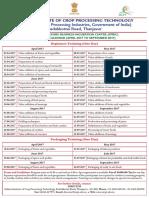 IICPT-Beginners & Exec Training-Apr-Sept 2017