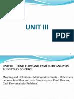UNIT - 3 (AFM)