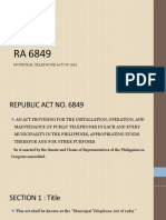 RA 6849