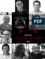 Dental Master Classes 2017