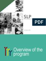 Sustainable Livelihood Program DSWD