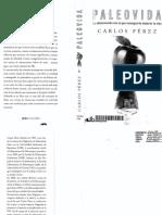 Paleovida - Carlos Pérez -