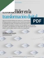 El Rol Del Líder en La Transformación Digital - HARVARD DEUSTO BUSINESS REVIEW- Sep.17 -