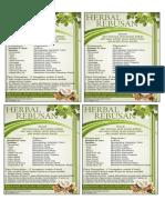 Print Herbal