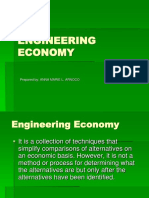 Engineering Economy Lesson 1