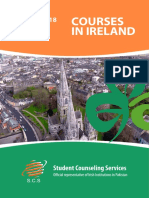 Jan 2018 Intake Ireland