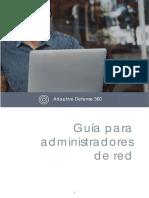 Adaptivedefense360 Manual Es