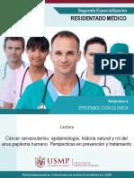2. CANCER CERVICOUTERINO Epidemiología e Historia Natural (1)