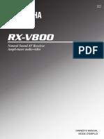 RX-V800