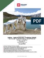 Indien - Spiti Panorama-Trekking