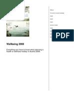 Austria Info Wellbeing2008