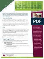 ACR 2011 Juvenile Idiopathic Arthritis Clinicians Guide