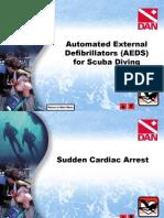 Automated External Defibrillators (AEDs) for Scuba