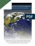 Vision Commune, Volonté Commune de Bahá'Ís en France