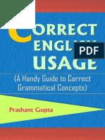 CorrectEnglishUsage-PrashantGupta