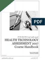 Hta Short Course Handbook 2017 v2