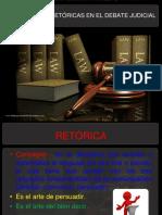 DIAPOSITIVAS-ESTRUCTURAS RETÓRICAS
