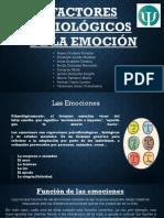 Factores Fiseologicos de La Emocion (1)